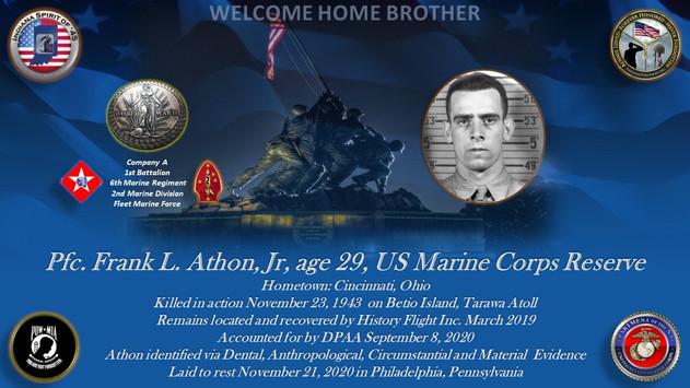 Athon, Frank A., Jr.