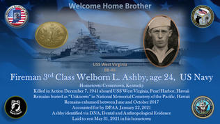 Ashby, Welborn L.
