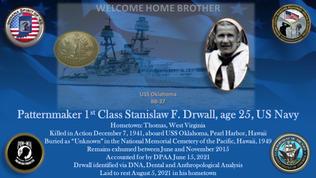 Drwall, Stanislaw F.