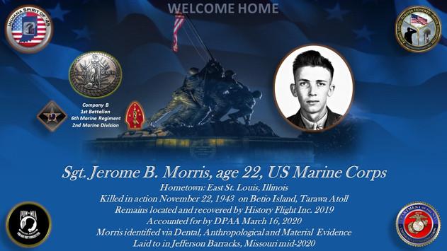 Morris, Jerome B.