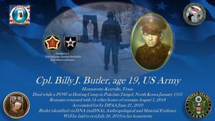 Butler, Billy J.