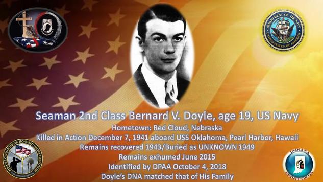 Doyle, Bernard V.