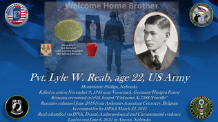 Reab, Lyle W.