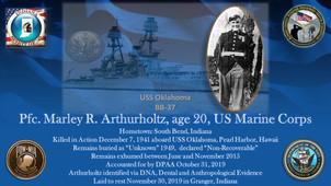 Arthurholtz, Marley R.