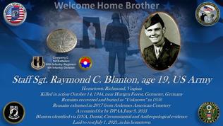 Blanton, Raymond C.