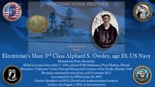 Owsley, Alphard S.