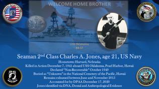Jones, Charles A.