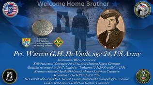 DeVault, Warren G.H.