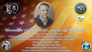 Clayton, Gerald L.