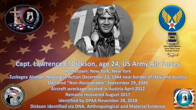 Dickson, Lawrence E.