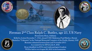 Battles, Ralph C.