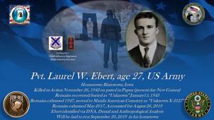 Ebert, Laurel W.