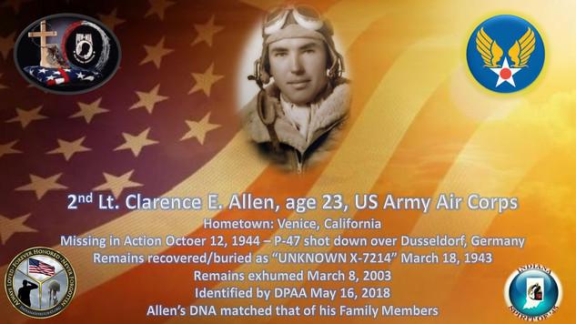 Allen, Clarence
