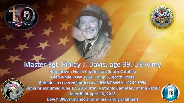 Davis, Finley J.