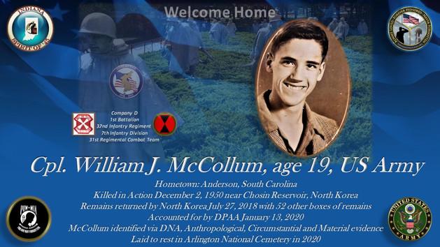 McCollum, William J.
