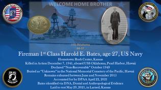 Bates, Harold E.