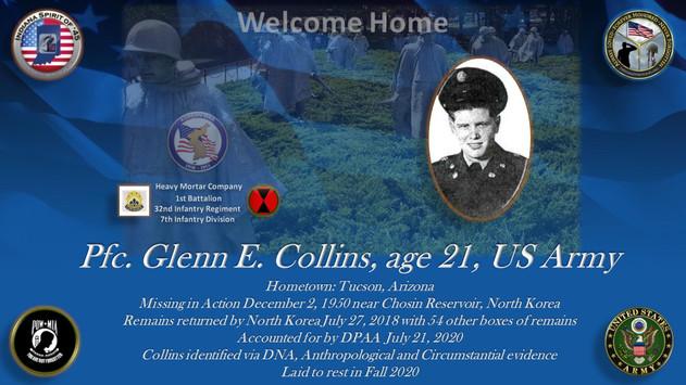 Collins, Glenn E.