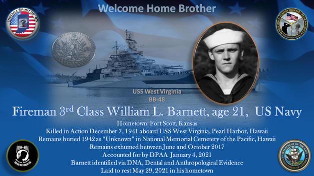 Barnett, William L.