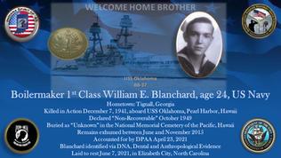 Blanchard, William E.