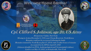 Johnson, Clifford S.