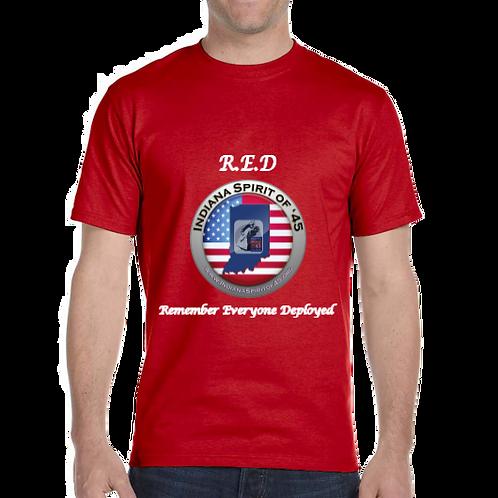 R.E.D. T-Shirt - XXXXL  (Special Order Item)