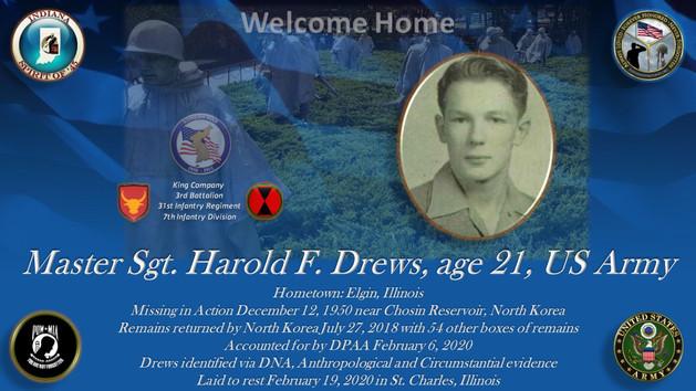Drews, Harold F.