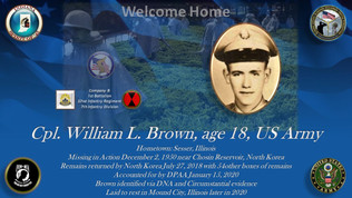 Brown, William L.