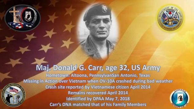 Carr, Donald G.