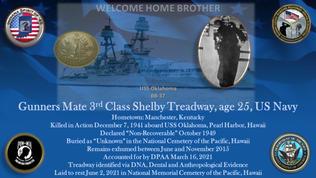 Treadway, Shelby