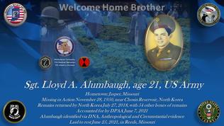 Alumbaugh, Lloyd A.