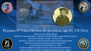 Jacobson, Herbert B.