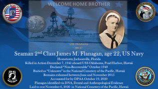 Flanagan, James M.