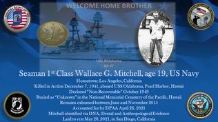 Mitchell, Wallace G.
