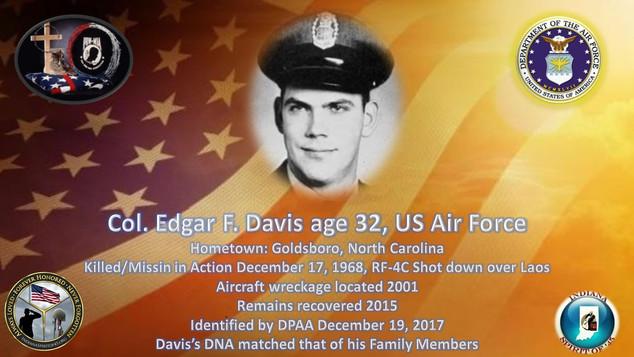 Davis, Edgar  F.
