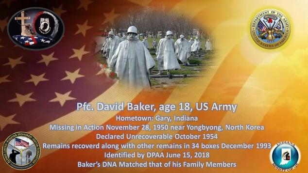 Baker, David