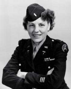 Lt. Luella Lorenz Cochran
