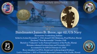 Booe, James B.