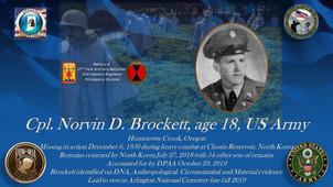 Brockett, Norvin D.