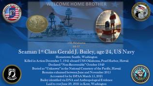 Bailey, Gerald J.