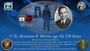 Drovis, Seymour P.