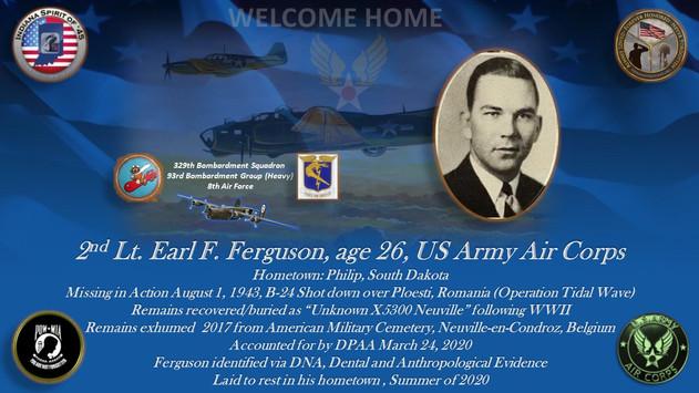 Ferguson, Earl F.