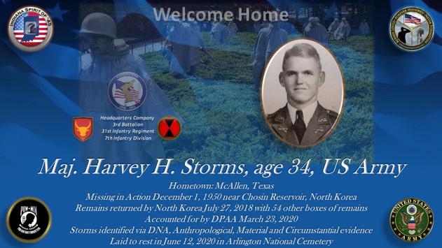 Storms, Harvey H.
