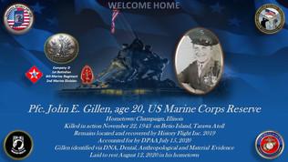 Gillen, John E.