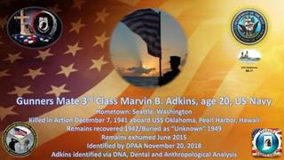 Adkins, Marvin B.