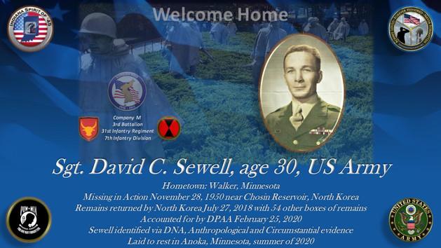 Sewell, David C.