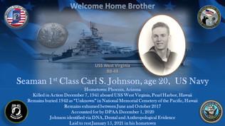 Johnson, Carl S.