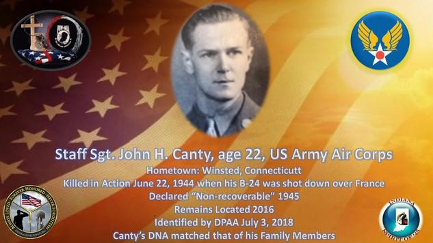 Canty, John