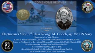 Gooch, George M.