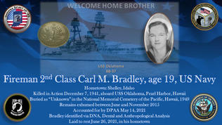 Bradley, Carl M.