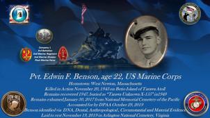 Benson, Edwin F.